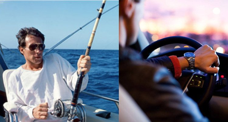 Fishing And Driving