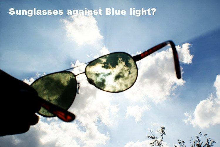 Sunglasses Against Blue Light