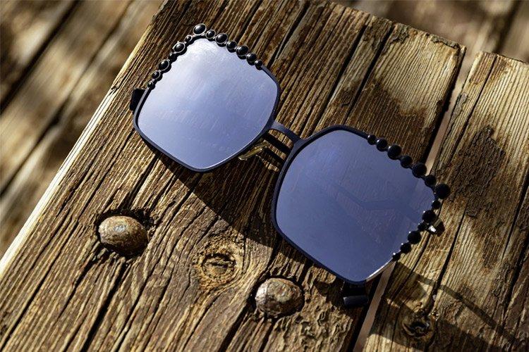 gm metal sunglasses