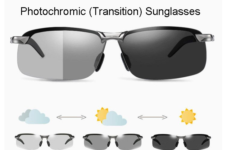 photochromic (transition) sunglasses pros and cons 2021