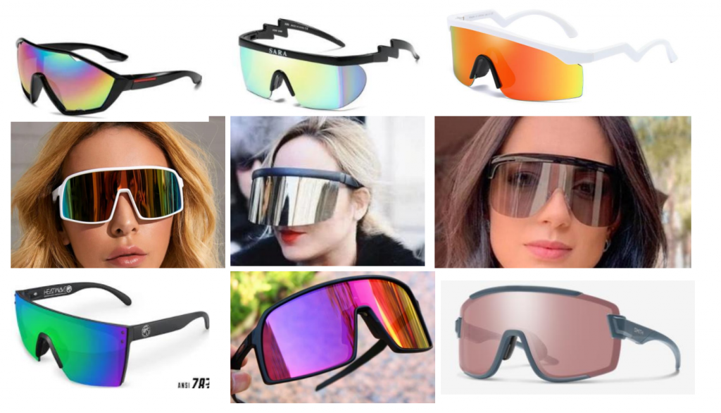 Windproof Cycling Sunglasses