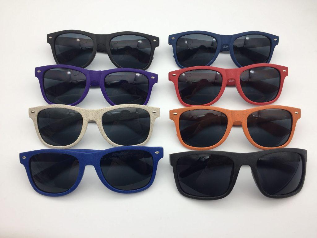 straw wheat sunglasses
